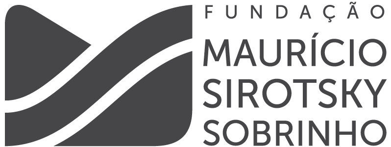 Fundação Maurício Sirotsky Sobrinho - Versão monocromática positiva